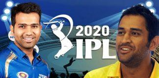 IPL 2020 Timetable