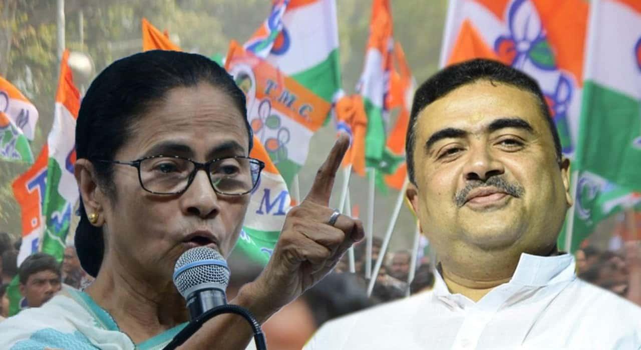 Mamata Banerjee vs Subhendu Adhikary