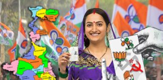 West Bengal Assembly Election 2021 Vote