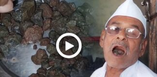 Rambhau Bodke Meet The 80-Year-Old Man Who Eats 250gm Stones Everyday