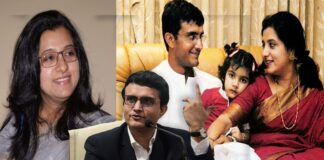 Sourav Ganguly And Dona Roy Ganguly's Love Story Can Be A Perfect Bollywood Film