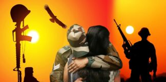 The Incomplete Love Story of an Indian Soldier and a Kashmiri Girl