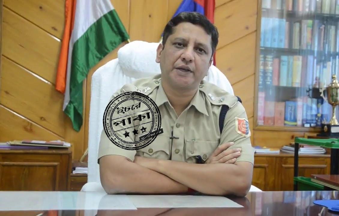 Desher Mati ACP D.I.G Prasun Bandopadhyay