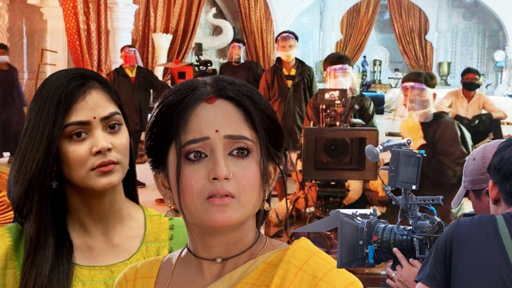 Federation prohibited technicians from working on 20 popular bengali mega serials