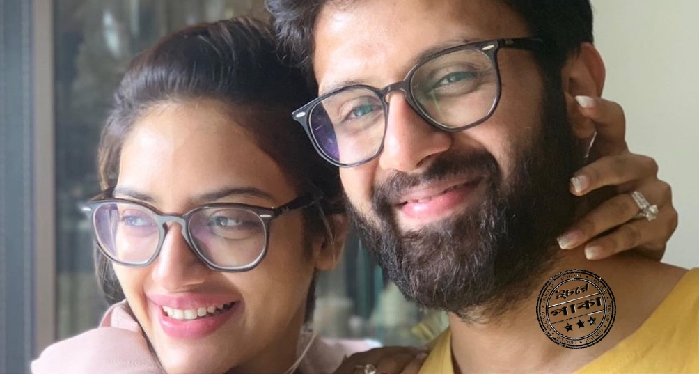 Nusrat Jahan and Husband Nikhil Jain