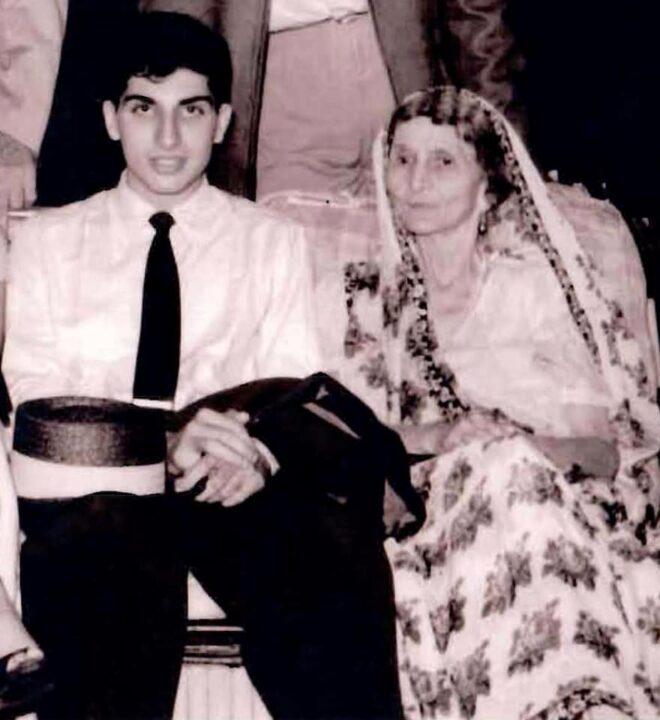 Ratan Tata Grandmother