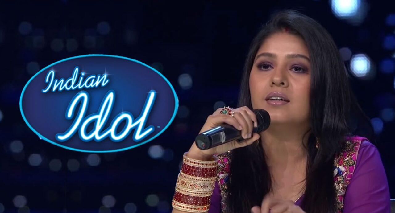 Sunidhi Chauhan Indian Idol Judge