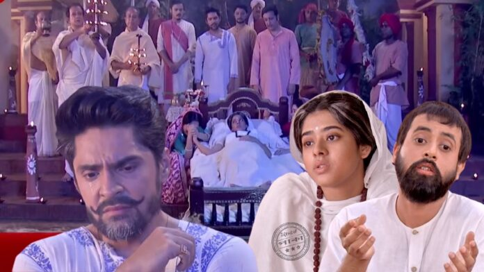 Ditipriya Roy Last Episode on Rani Rashmoni