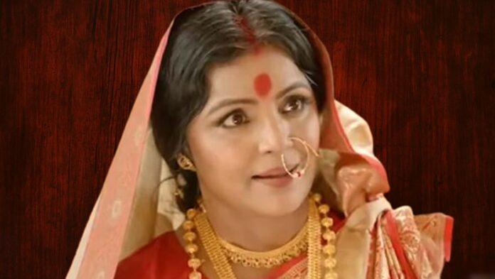 Papiya Adhikari Making a Comeback on Colours Bangla Dutta and Bouma Serial