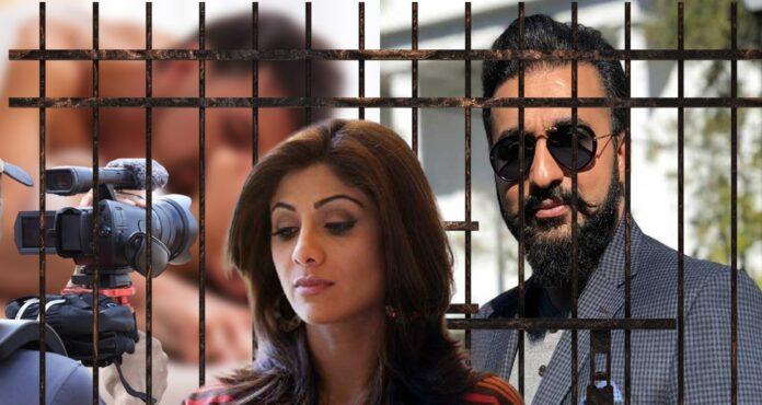 Shilpa Shetty Husband Raj Kundra Arrested (2)