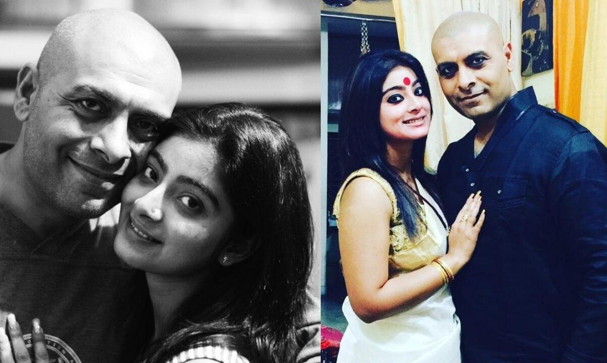 Sudip Mukherjee Wife Pritha Chakraborty Photo Gallery