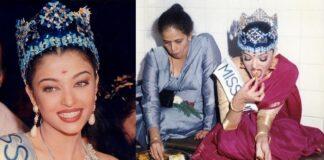 Aishwarya Rai eating food sitting on the floor resurfaces online