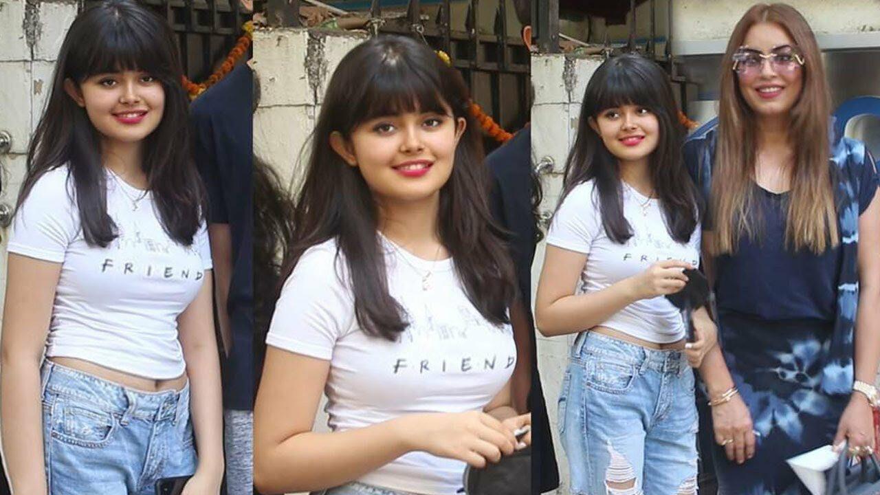 Mahima Chaudhry Daughter Ariyana Chaudhry