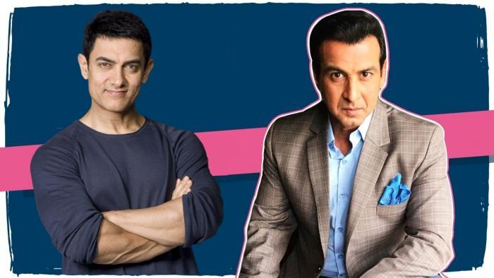 Ronit Roy Aamir Khan