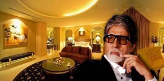 Amitabh Bachchan leases His House to SBI