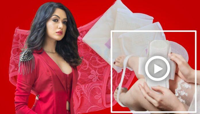 Aryan KHan`s Friend Munmun Dhamecha Hidden Drugs in Sanitary Pad Leaked Viral Video