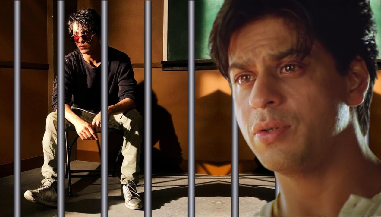 How Aryan Khan is being treated on jail