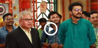 Khorkuto Mukherjee Family`s Foreigner Guest`s Funny Bangla Accent gone Viral