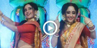 Mithai Actress Soumitrisha Kundu Dancing on Sundori Komola Song gone Viral