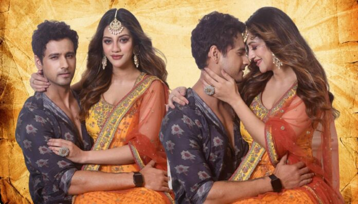 Nusrat Jahan and Yash Dasgupta Sizzling Photoshoot