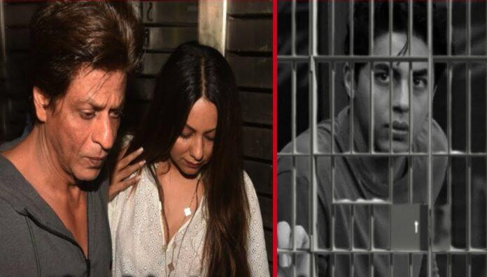 Shah Rukh Khan Feels Helpless and Broken after Aryan Khan Arrest