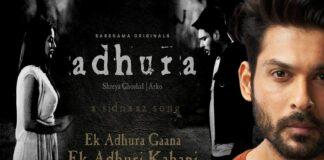 Shehnaaz Gill And Sidharth Shukla's Last Song 'Adhura'