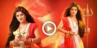 Srabanti Chatterjee is Trolled for Her Mahalaya Special Photoshoot as Draupadi